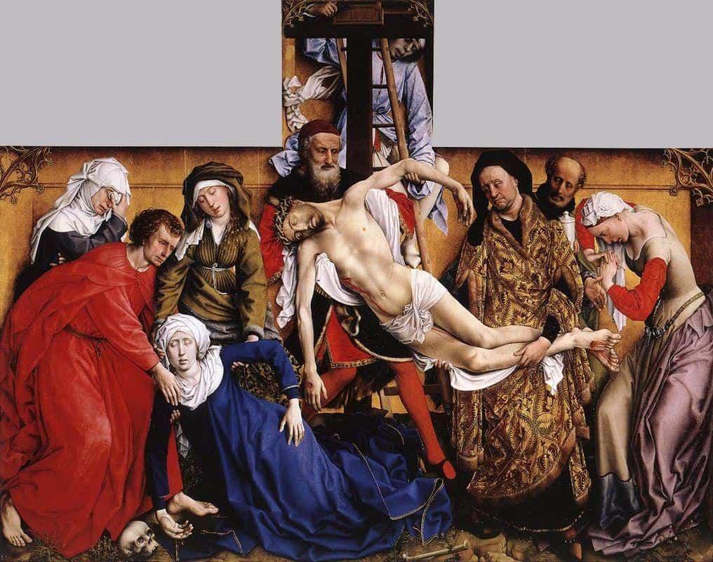 Van Der Weyden Deposition
