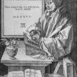 Desiderius Erasmus of Rotterdam – Albrecht Durer