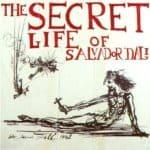 Design for a poster for 'The Secret Life of Salvador Dali' – Salvador Dali