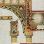 Details of golden gates – Vasily Polenov