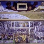 Detroit Industry, South Wall – Diego Rivera