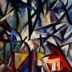 Disjunction of forms – Olga Rozanova