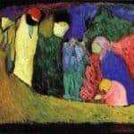 Encounter –  Wassily Kandinsky