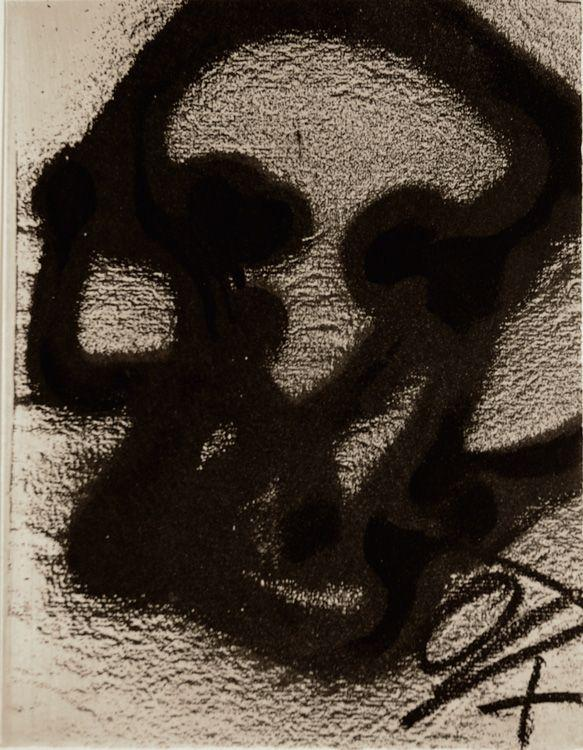 Equation III - Antoni Tapies