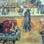 Evening in Paris – Pierre Bonnard
