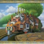 Factory of green – Jacek Yerka