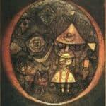 Fairy tale of the Dwarf – Paul Klee