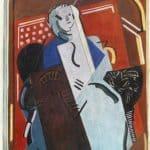 Femme au Fauteuil – Albert Gleizes