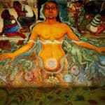 Figure Symbolizing the Asiatic Race – Diego Rivera