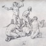 Five Male Nudes – Albrecht Durer