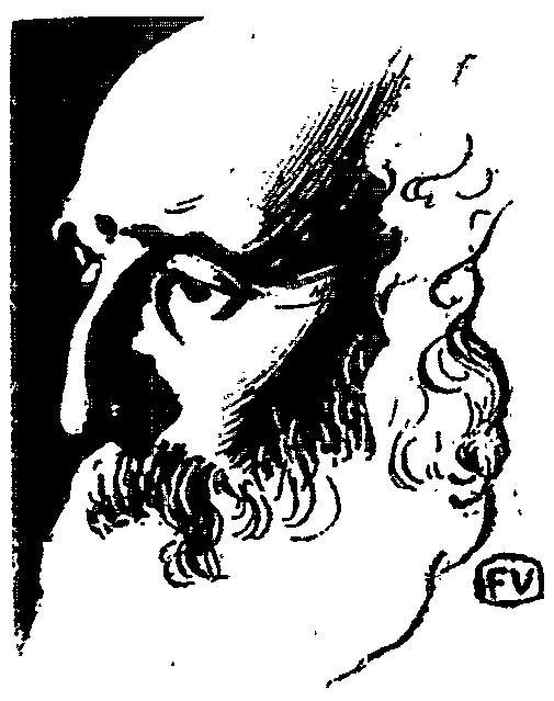 French Painter Camille Pissarro - Felix Vallotton
