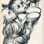 Germany's children starve! – Kathe Kollwitz