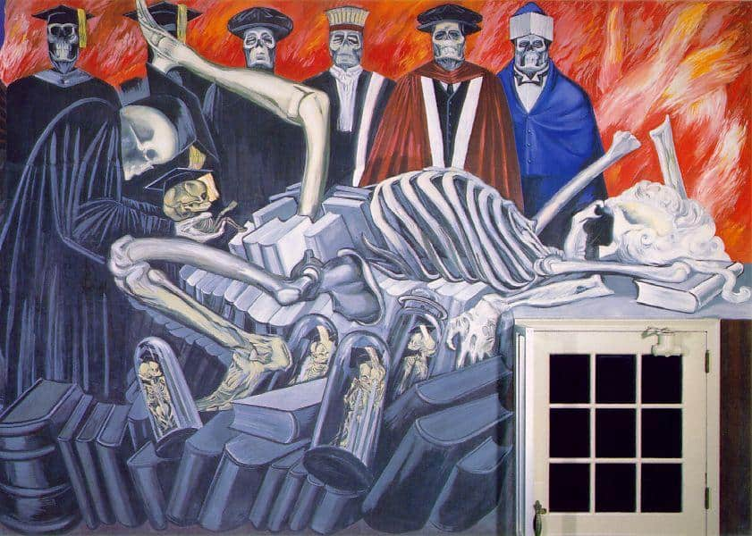 Gods Of The Modern World - The Epic of American Civilization - Jose Clemente Orozco