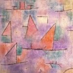 Harbour with sailing ships – Paul Klee