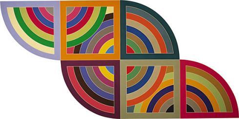 Harran II - Frank Stella