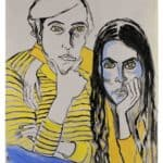 Hartley & Ginny – Alice Neel