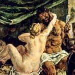 Hercules and Omphale – Pyotr Konchalovsky