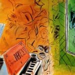 Homage to Claude Debussy – Raoul Dufy