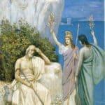 Homer: Epic Poetry – Pierre Puvis de Chavannes