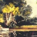 Homosassa jungle (Florida) – Winslow Homer