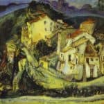 Houses of Cagnes – Chaim Soutine
