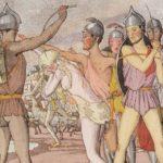 Illustration to the novel Daphnis and Chloe 3 – Konstantin Somov