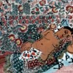 Indian woman – Raoul Dufy