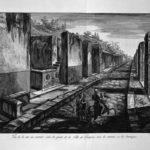 Inscriptions found in the buildings adjacent to the port city of Pompeii – Giovanni Battista Piranesi