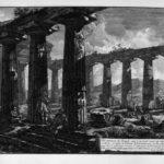 Inside the Temple – Giovanni Battista Piranesi