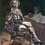 Into the World There Came a Soul Called Ida – Ivan Albright