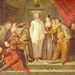 Italian Comedians – Antoine Watteau