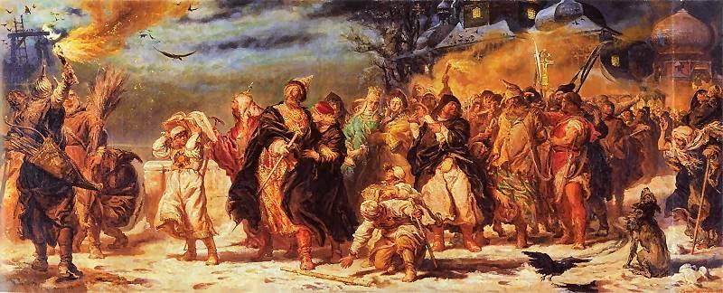 Ivan The Terrible – Andrei Ryabushkin