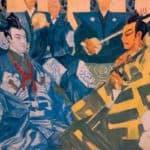 Japanese Theatre (Kabuki) – Alexandre Jacovleff