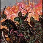 Kulikov Battle – Ivan Bilibin