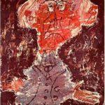 Leautaud sorcerer Redskin – Jean Dubuffet