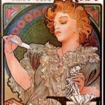 Lance parfum Rodo – Alphonse Mucha