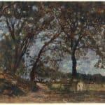 Landscape in Albano – Alexander Ivanov