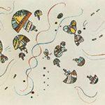 Last watercolour –  Wassily Kandinsky