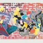 Libertina – Frank Stella