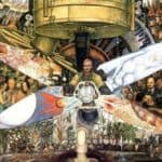Man at the Crossroads/Man, Controller of the Univers – Diego Rivera