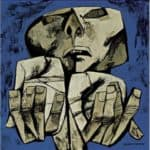 Manos de un mendigo – Oswaldo Guayasamin