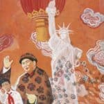 Mao and the Statue of Liberty – Yu Youhan