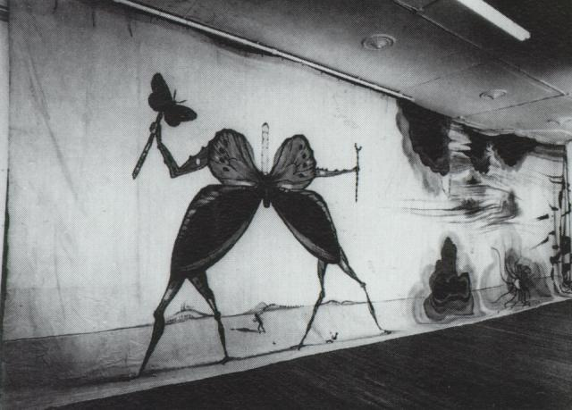 March of Time Comittee - Papillon - Salvador Dali