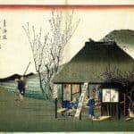 Mariko Mabutsu Chaya – Hiroshige