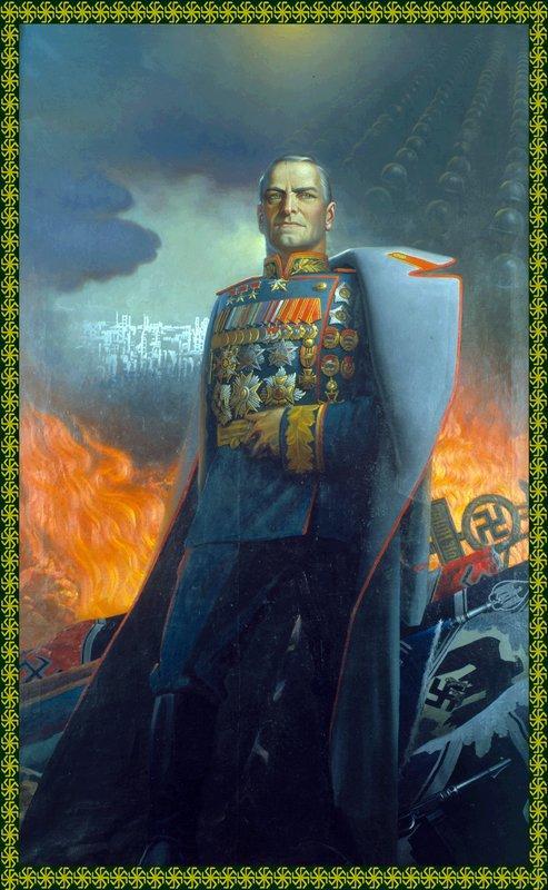 Marshal Zhukov - Konstantin Vasilyev