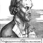 Melancthon – Albrecht Durer