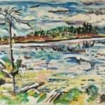 Michigan Summer Days – Ivan Albright