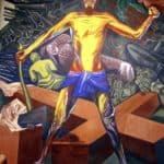 Modern Migration of the Spirit – The Epic of American Civilization – Jose Clemente Orozco
