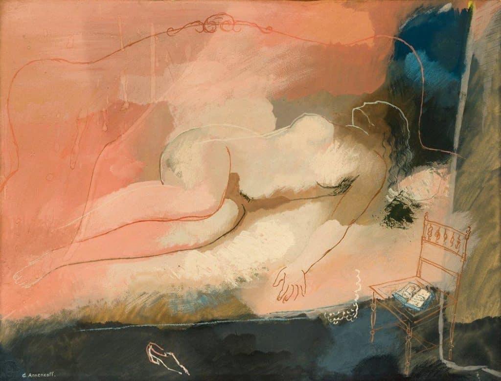 Montparnasse - Fernand Leger