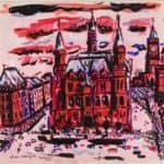 Moscow – Ivan Albright